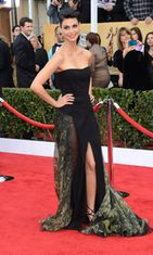 Morena Baccarin Screen Actors Guild Awards -gaalassa 2013.