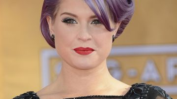 Kelly Osbourne Screen Actors Guild Awards -gaalassa 2013.
