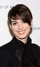 8.1.2013: Anne Hathaway National Board Of Review Awards -gaalassa.