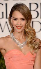 Golden Globe 2013 Jessica Alba