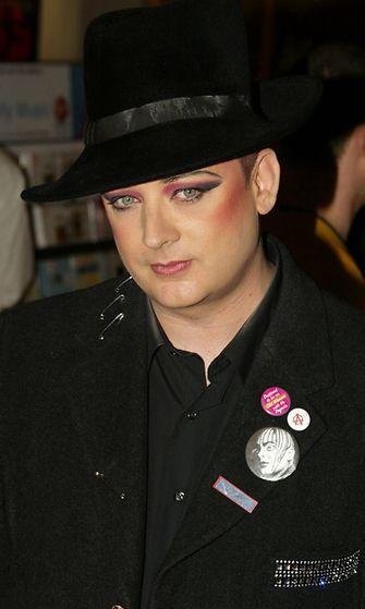 2004: Boy George