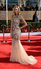 Renee Bargh Screen Actors Guild Awards -gaalassa 2013.