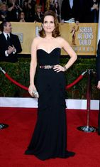 Tina Fey Screen Actors Guild Awards -gaalassa 2013.