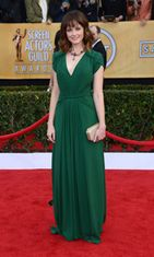 Alexis Bledel Screen Actors Guild Awards -gaalassa 2013.