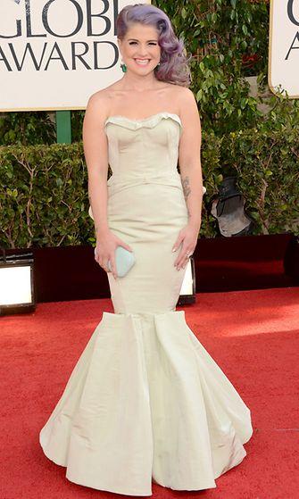 Golden Globe 2013 Kelly Osbourne