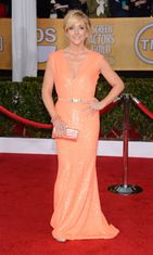 Jane Krakowski Screen Actors Guild Awards -gaalassa 2013.