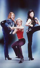2000 Drew Barrymore Charlien enkelit -elokuvassa