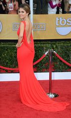 Maria Menounos  Screen Actors Guild Awards -gaalassa 2013.