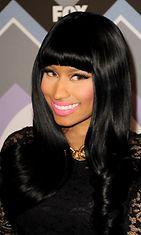 8.1.2013 Nicki Minaj