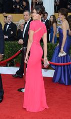 Nina Dobrev  Screen Actors Guild Awards -gaalassa 2013.