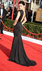 Jaimie Alexander Screen Actors Guild Awards -gaalassa 2013.