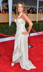 Sofia Vergara Screen Actors Guild Awards -gaalassa 2013.