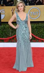 Julia Stiles Screen Actors Guild Awards -gaalassa 2013.