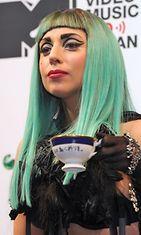 Lady Gaga vuonna 2011.
