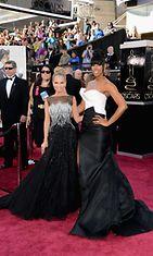 Kristin Chenoweth ja Kelly Rowland