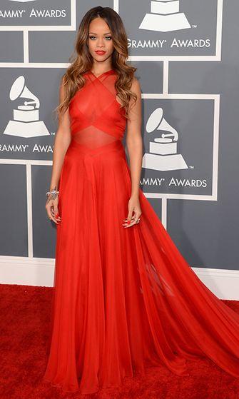 Grammy-gaala 2013 Rihanna