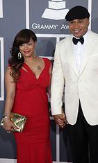 LL Cool J ja vaimonsa