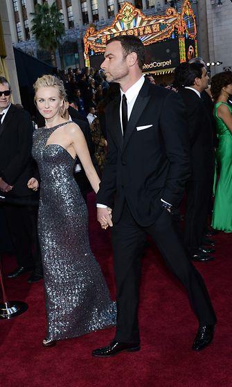 Naomi Watts Oscarit 2013 Liev Schreiber