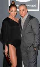 Jennifer Lopez ja Casper Smart