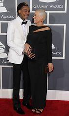 Wiz Khalifa ja Amber Rose