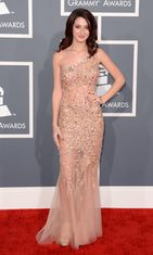 Grammy-gaala 2013 Brooklyn Haley