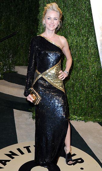 Naomi Watts Oscarit 2013 jälkijuhlat Vanity Fair