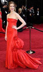 Anne Hathaway, Anne Hathaway, Oscar-gaala 2011
