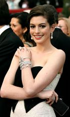 Anne Hathaway, Oscar-gaala 2007
