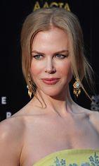 30.1.2013: Nicole Kidman AACTA Awards -gaalassa Australiassa.
