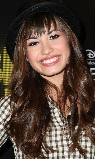 Demi Lovato vuonna 2008