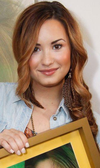 Demi Lovato vuonna 2012