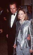 Raskaana oleva Jodie sekä Randy Stone, 1998