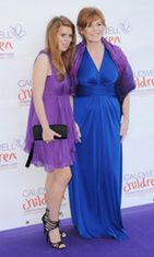 Beatrice ja Sarah Ferguson, 2010