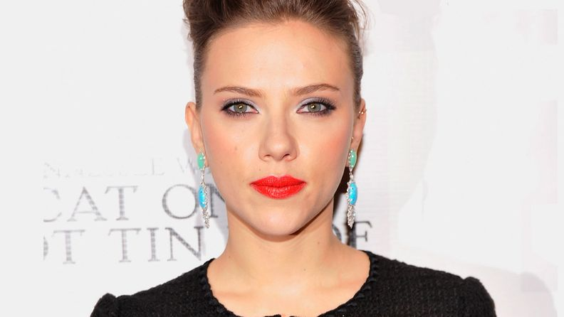 17.1.2013: Scarlett Johansson