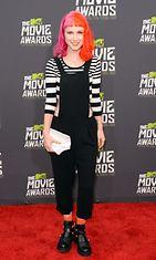 Paramore-yhtyeen laulaja Hayley Williams