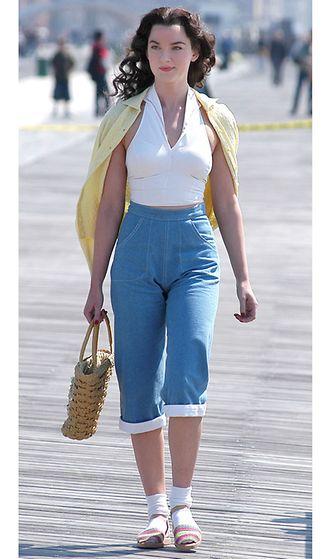 Gretchen Mol näyttelee Bettie Pagea.