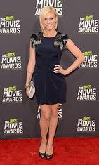 Näyttelijä Brittany Snow