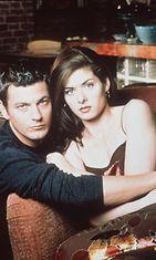 Adam Storke ja Debra Messing, Prey-elokuva, 2000