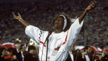 Whitney Houston 1991