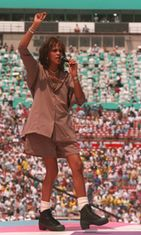 Whitney Houston 1994, WORLD CUP