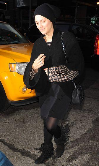 24.1.2012: Marion Cotillard