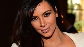 2.3.2013: Kim Kardashian