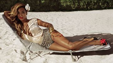 Beyoncé on H&Mn kesän 2013 uusi kasvo.