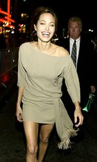 Angelina Jolie, Taking Lives -elokuvan maailmanensi-ilta
