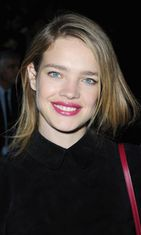 Louis Vuitton Pariisin muotiviikko 2013 Natalia Vodianova
