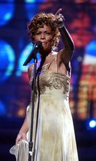 Whitney Houston, 2004 World Music Awards