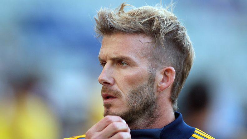 2009 David Beckham