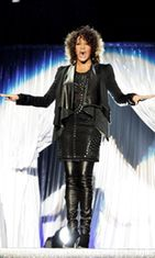 Whitney Houston, 2010, Mediolanum Forum