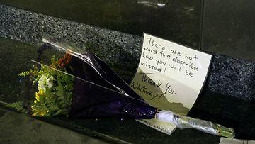 Fanit muistavat Whitney Houstonia, 2012