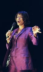 Whitney Houston, 2000, Radio City Music Hall